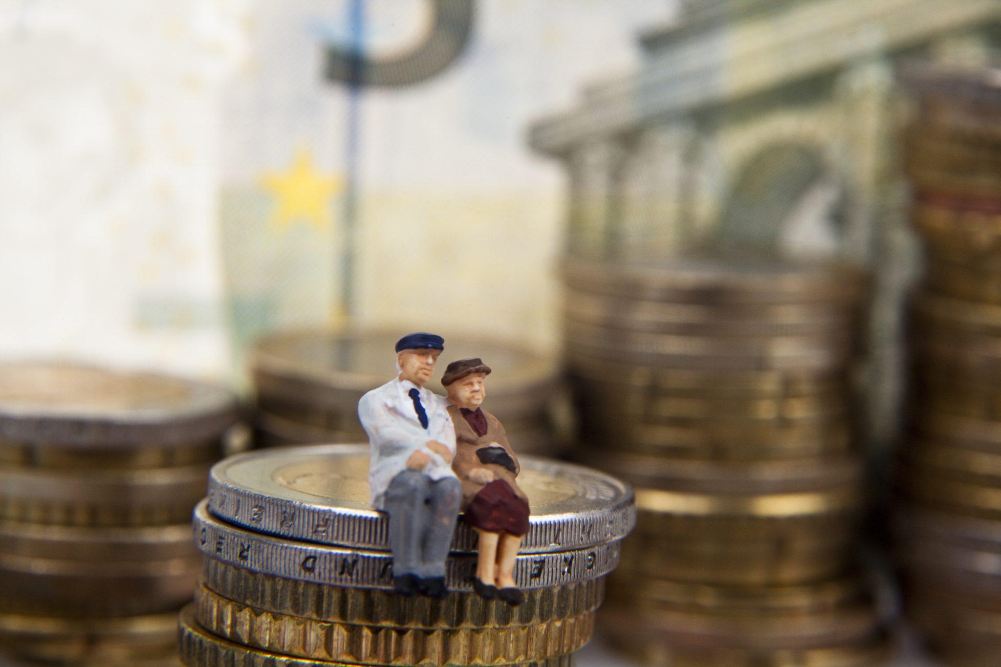 Retraite argent pension de réversion