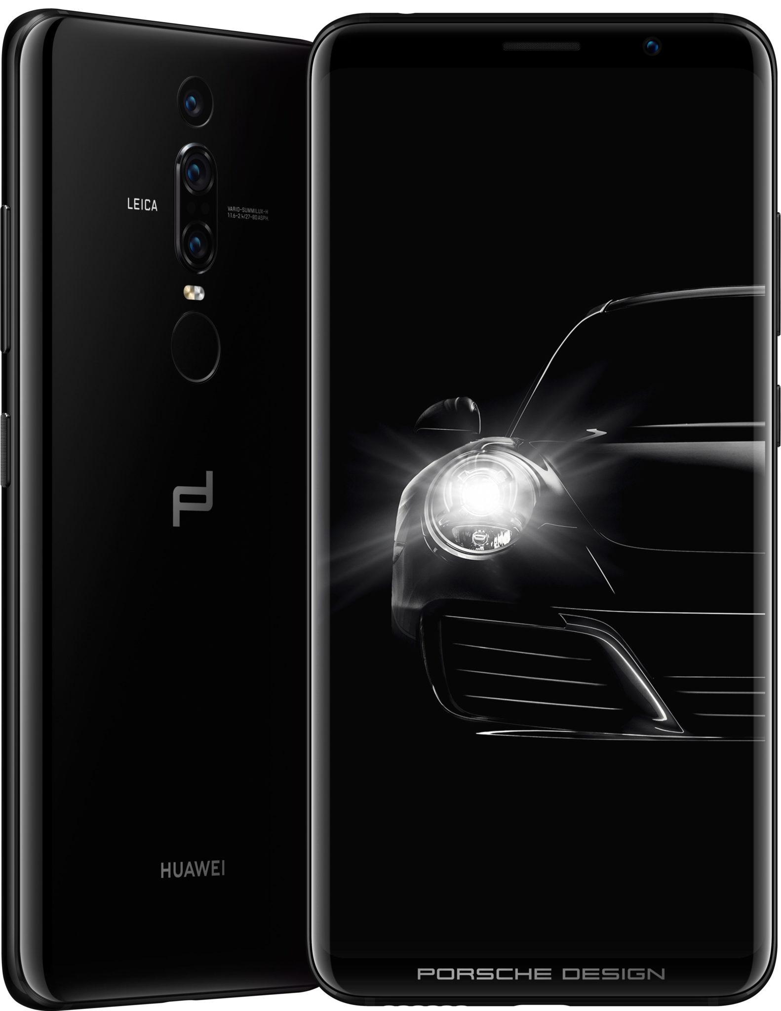 Huawei Mate RS Porsche Design smartphone