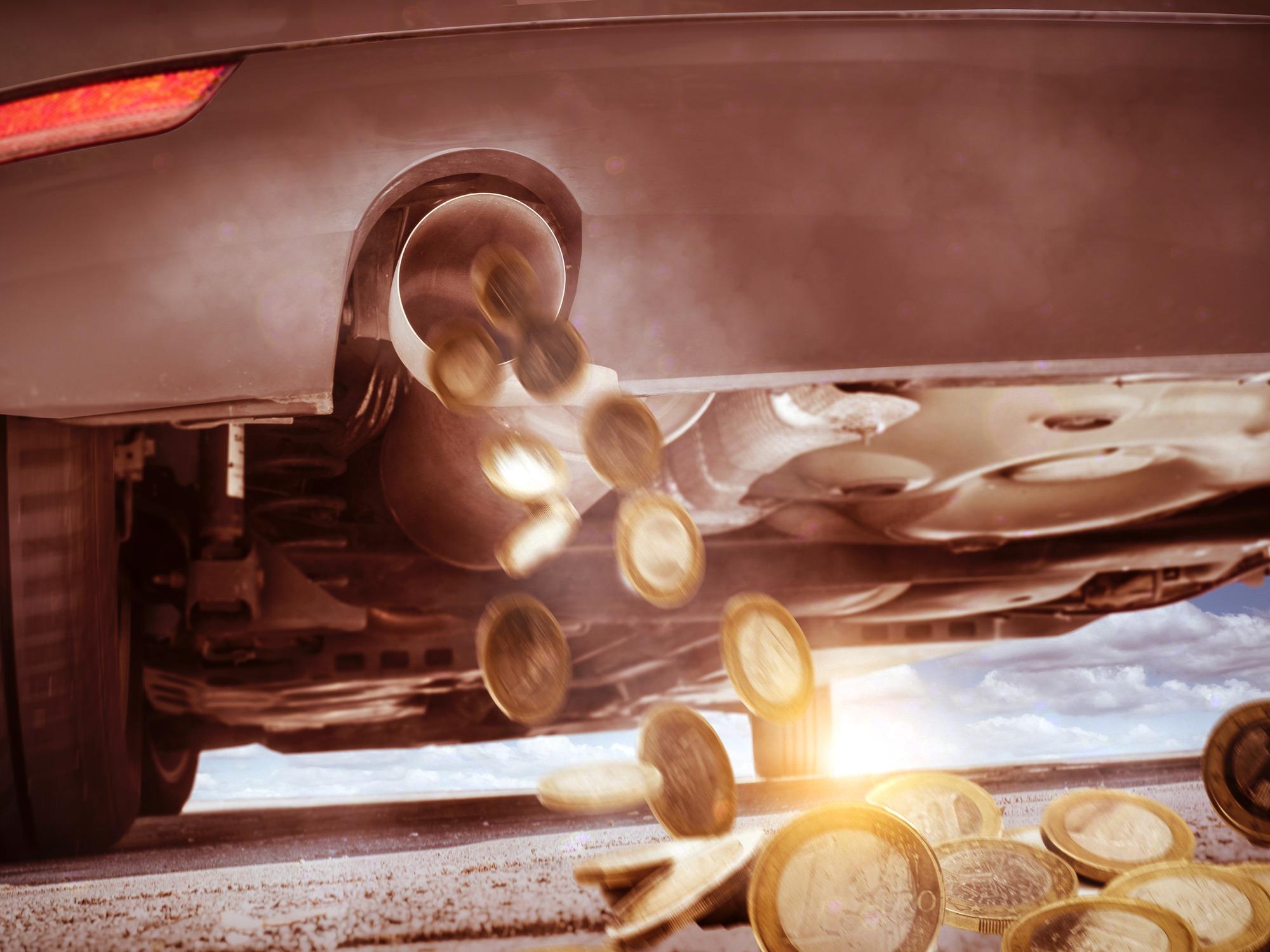 Budget automobiliste voiture taxes