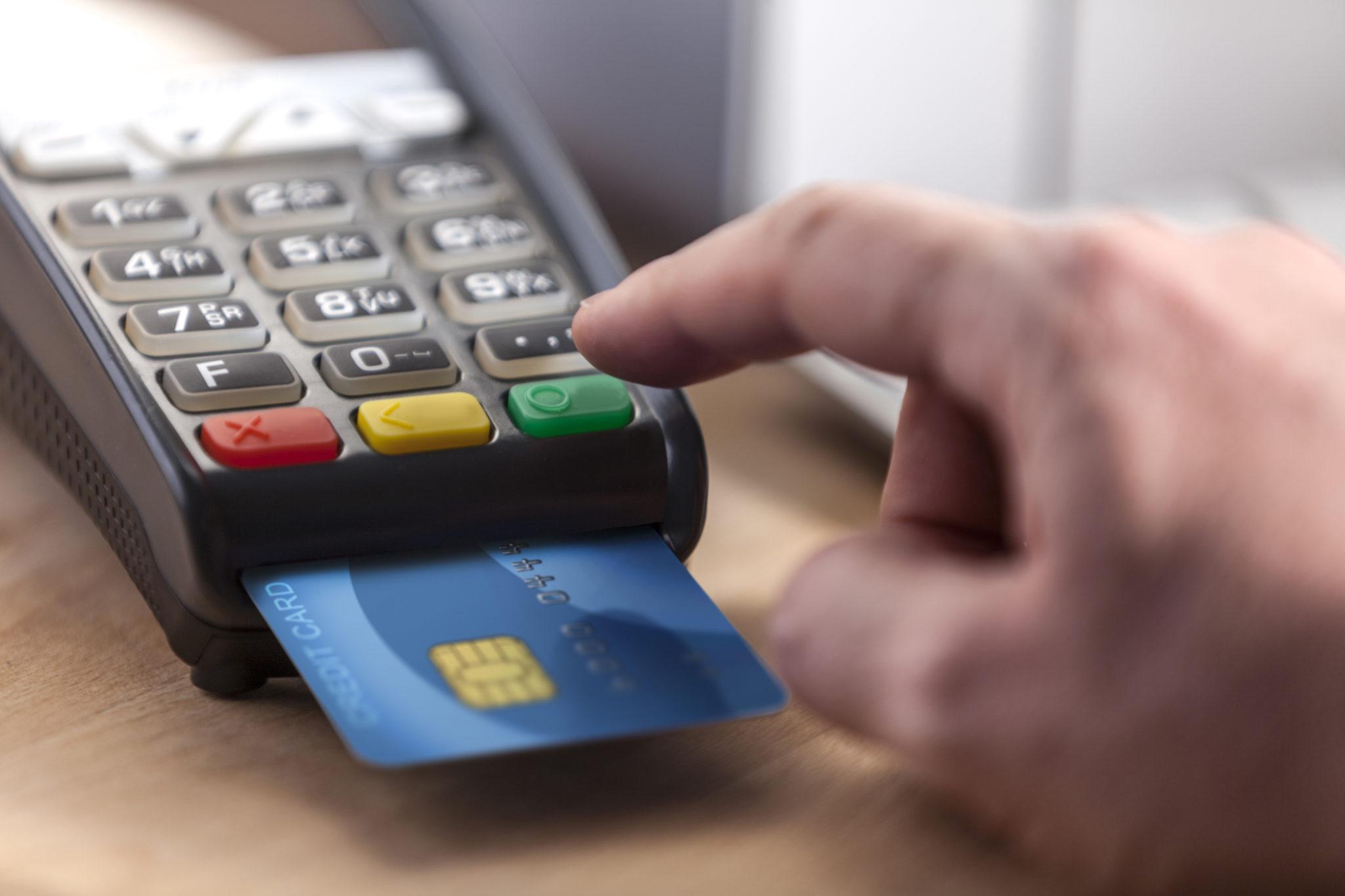 Ingenico terminal de paiement