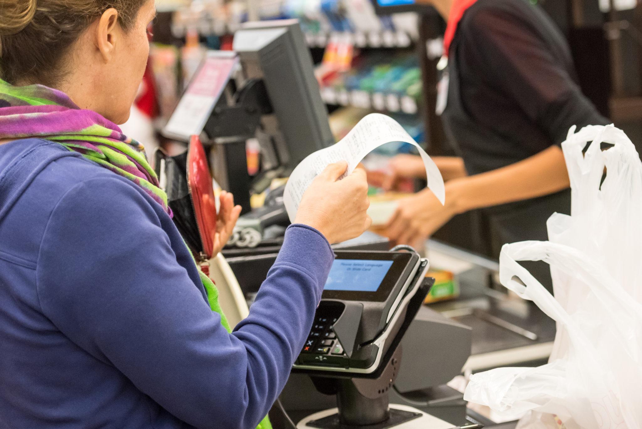 Casino supermarché crédit courses alimentaires