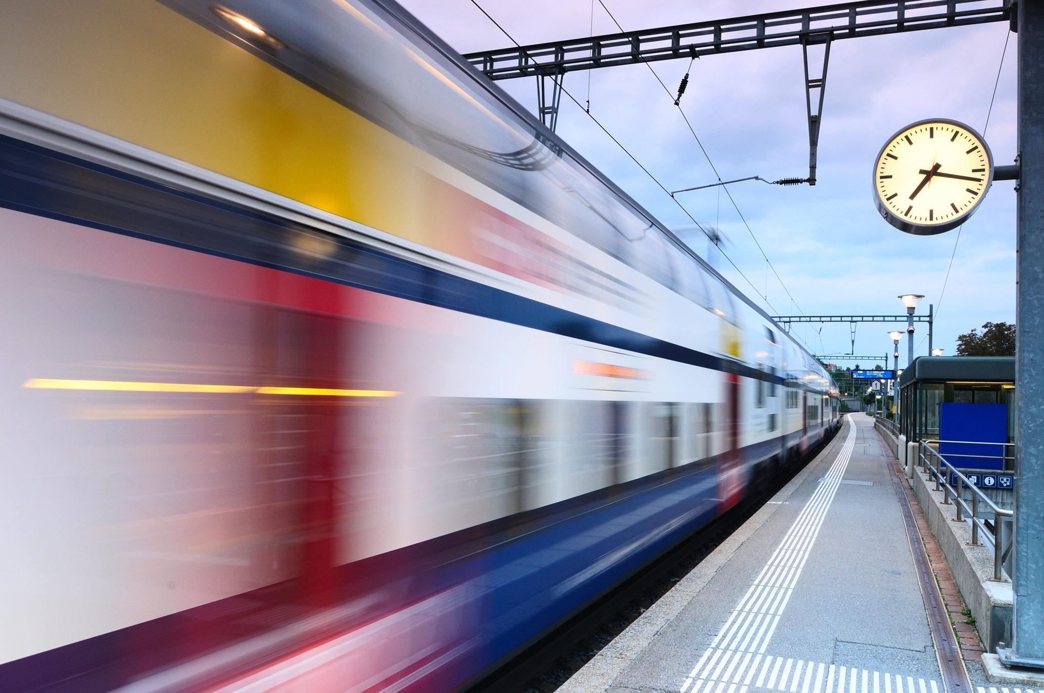 SNCF TER Transilien TGV autonome
