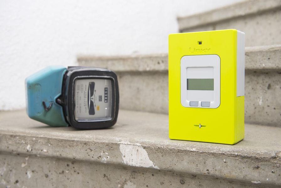 Compteur Linky électricité EDF Enedis ERDF