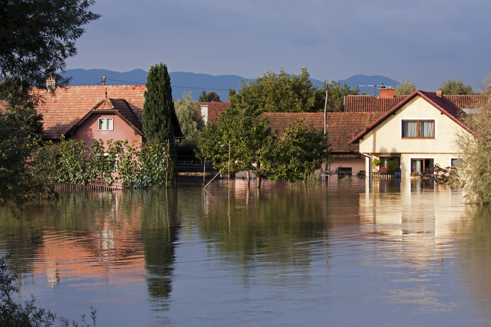 Immobilier logement inondable inondation