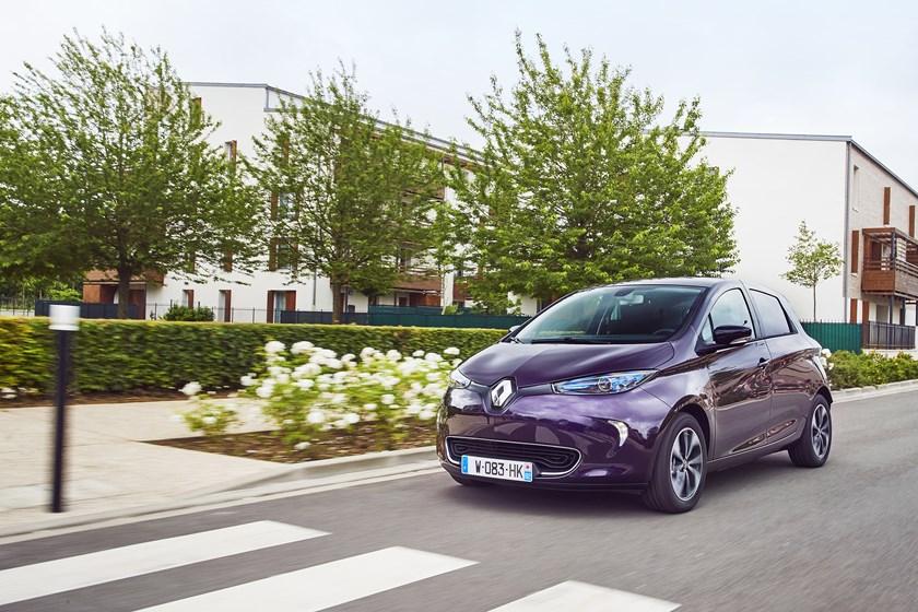 Autolib Renault Zoé Marcel voiture électrique