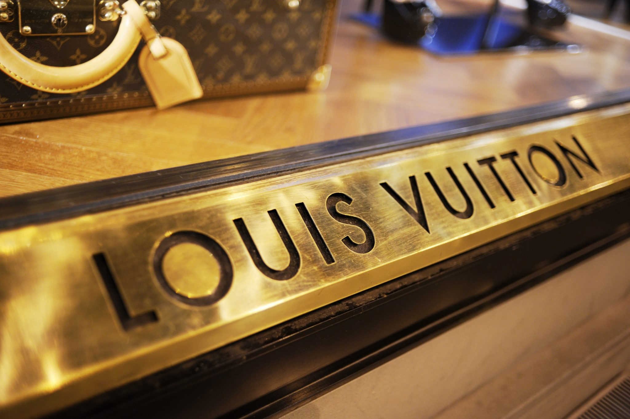 Louis Vuitton LVMH Bourse semestre