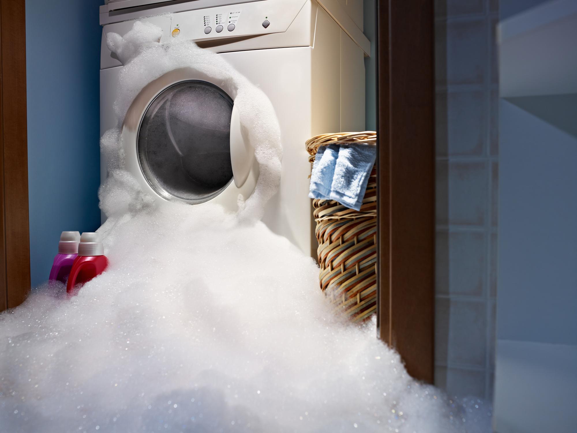 Obsolescence programmée machine à laver