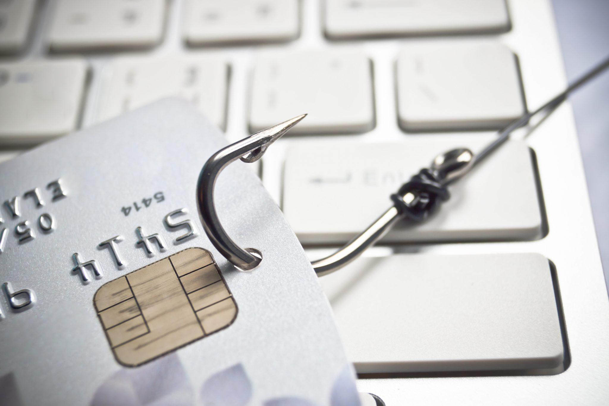 Phishing cartes bancaires sécurité fraude