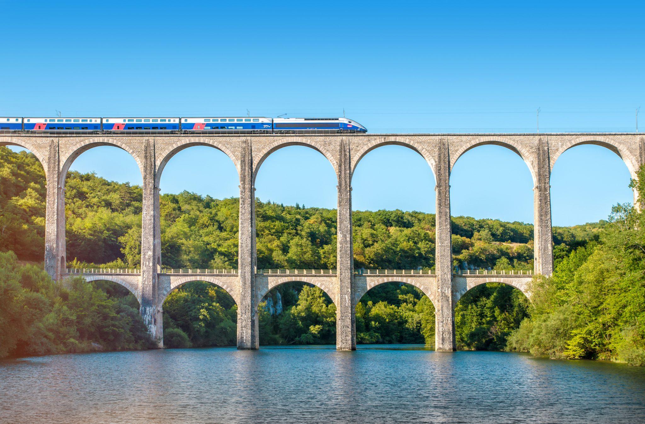 TGV OUigo SNCF