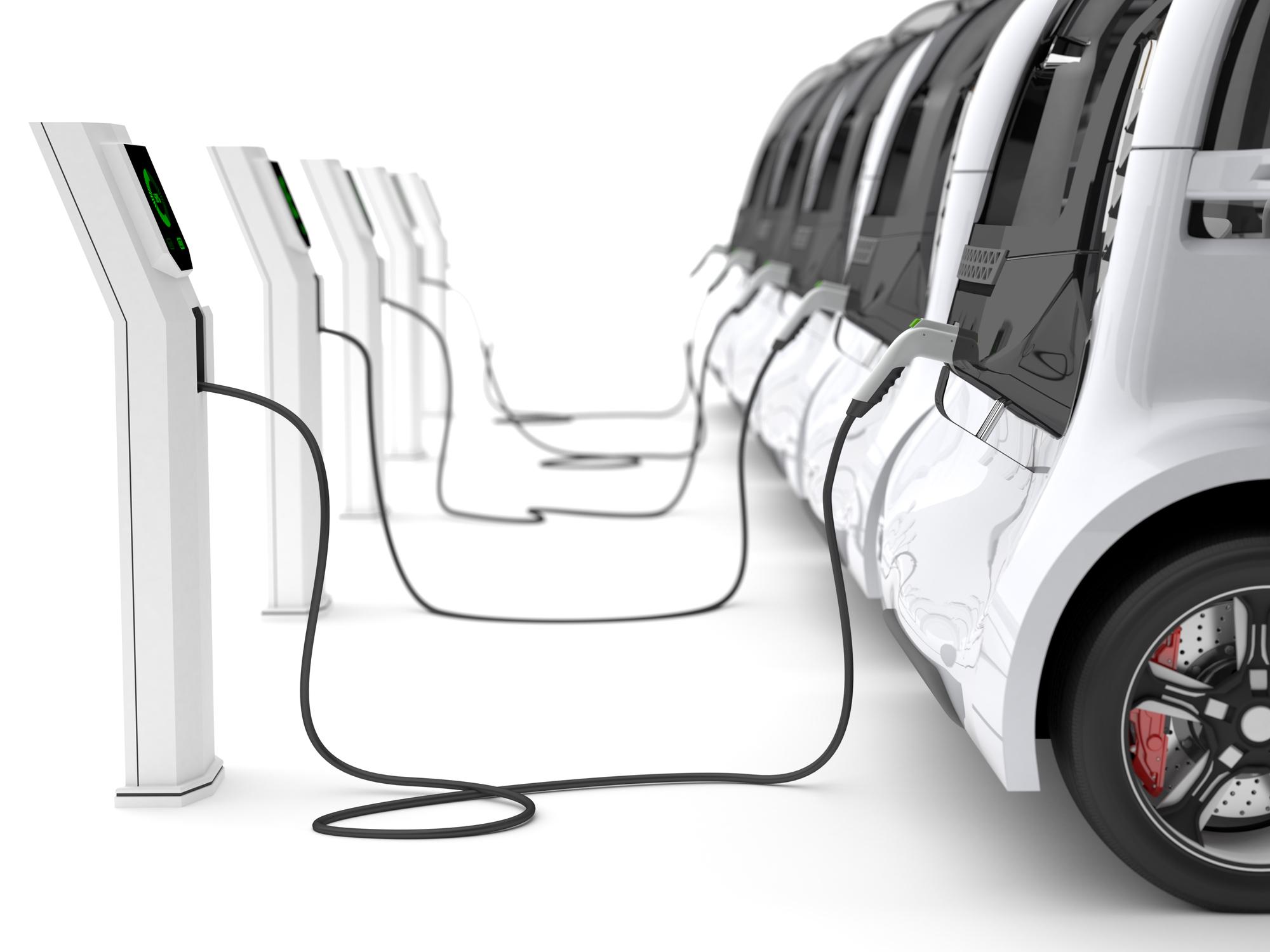 voiture électrique plan transports écolos