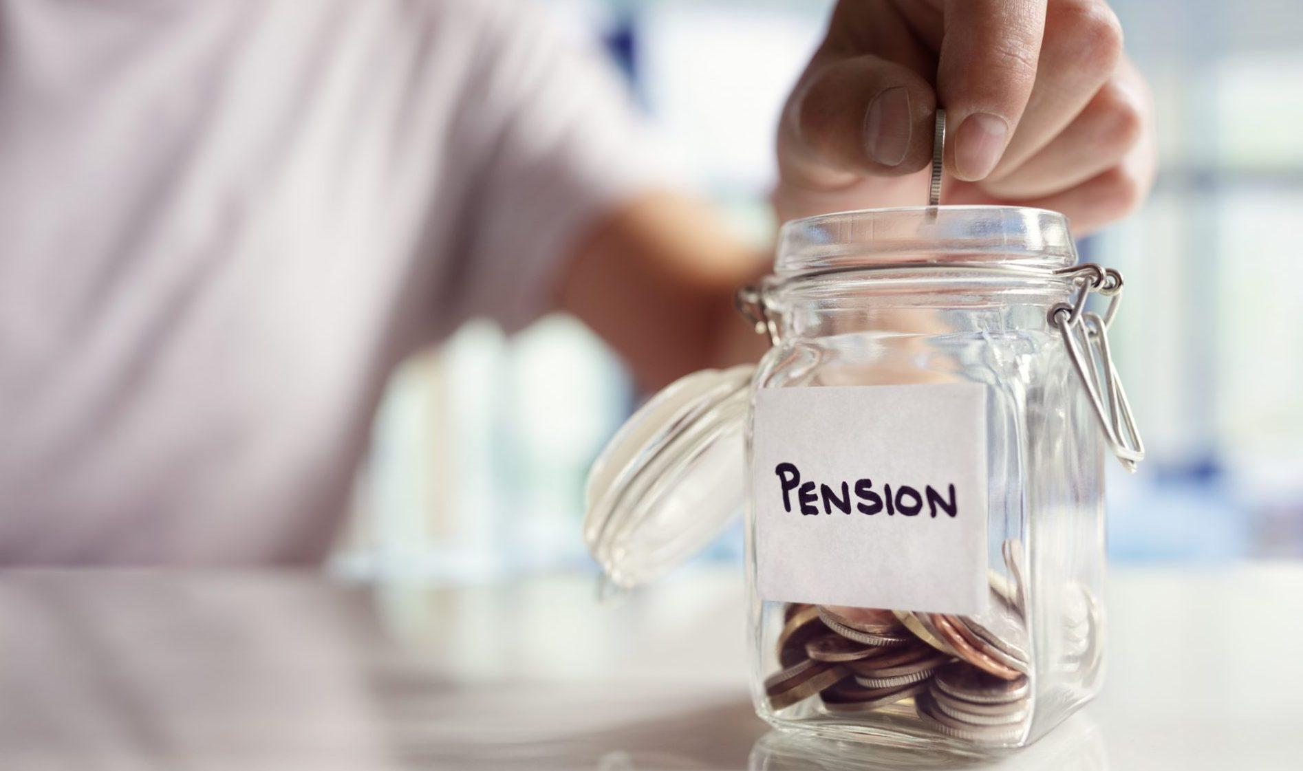 montant pension de retraite