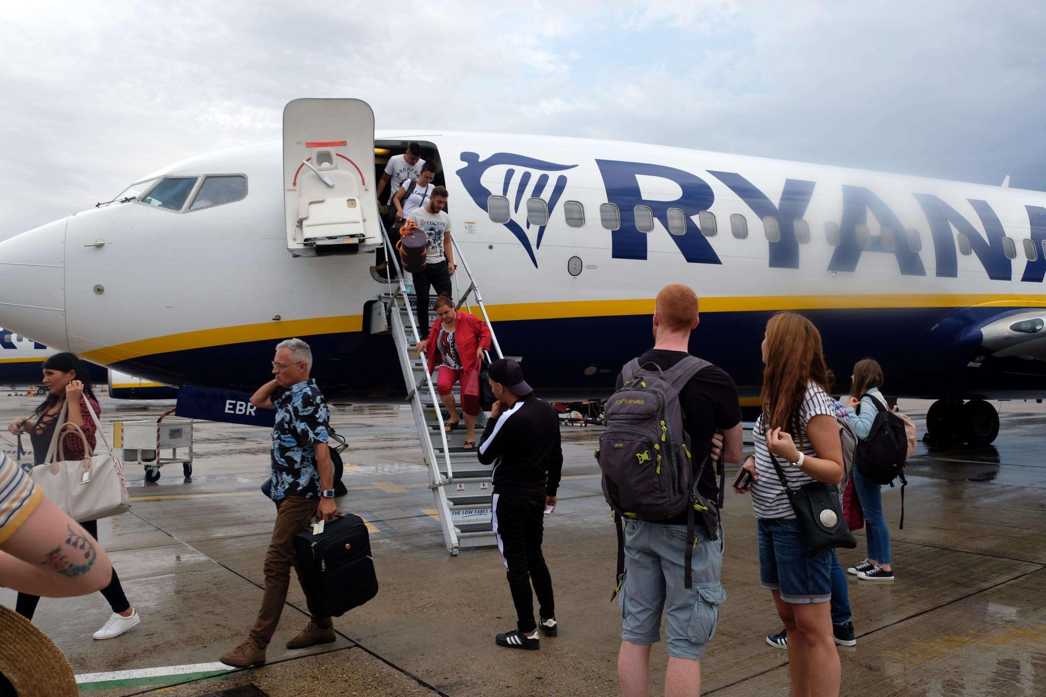 Ryanair bagage cabine payant