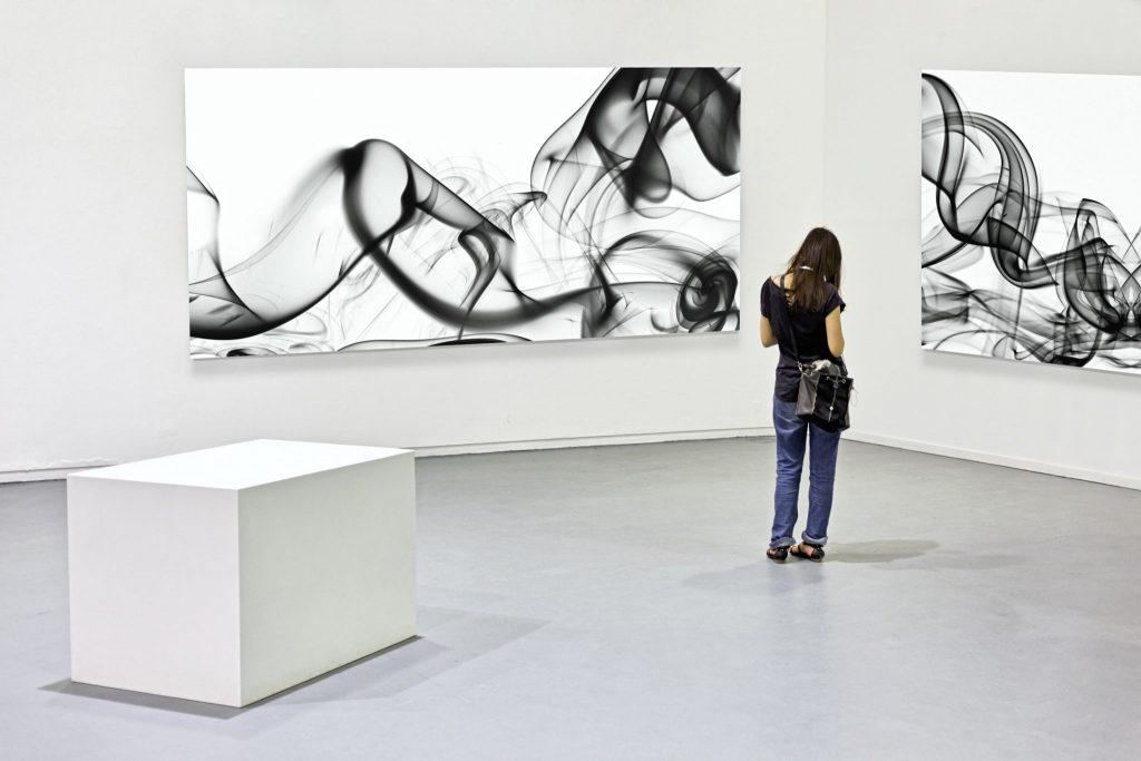 art contemporain marché de l'art
