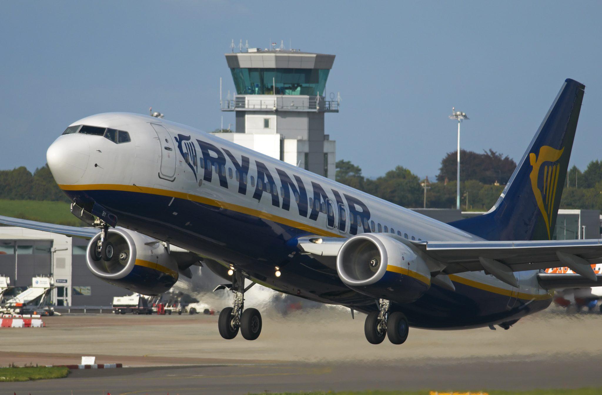 Ryanair indemnisation vol