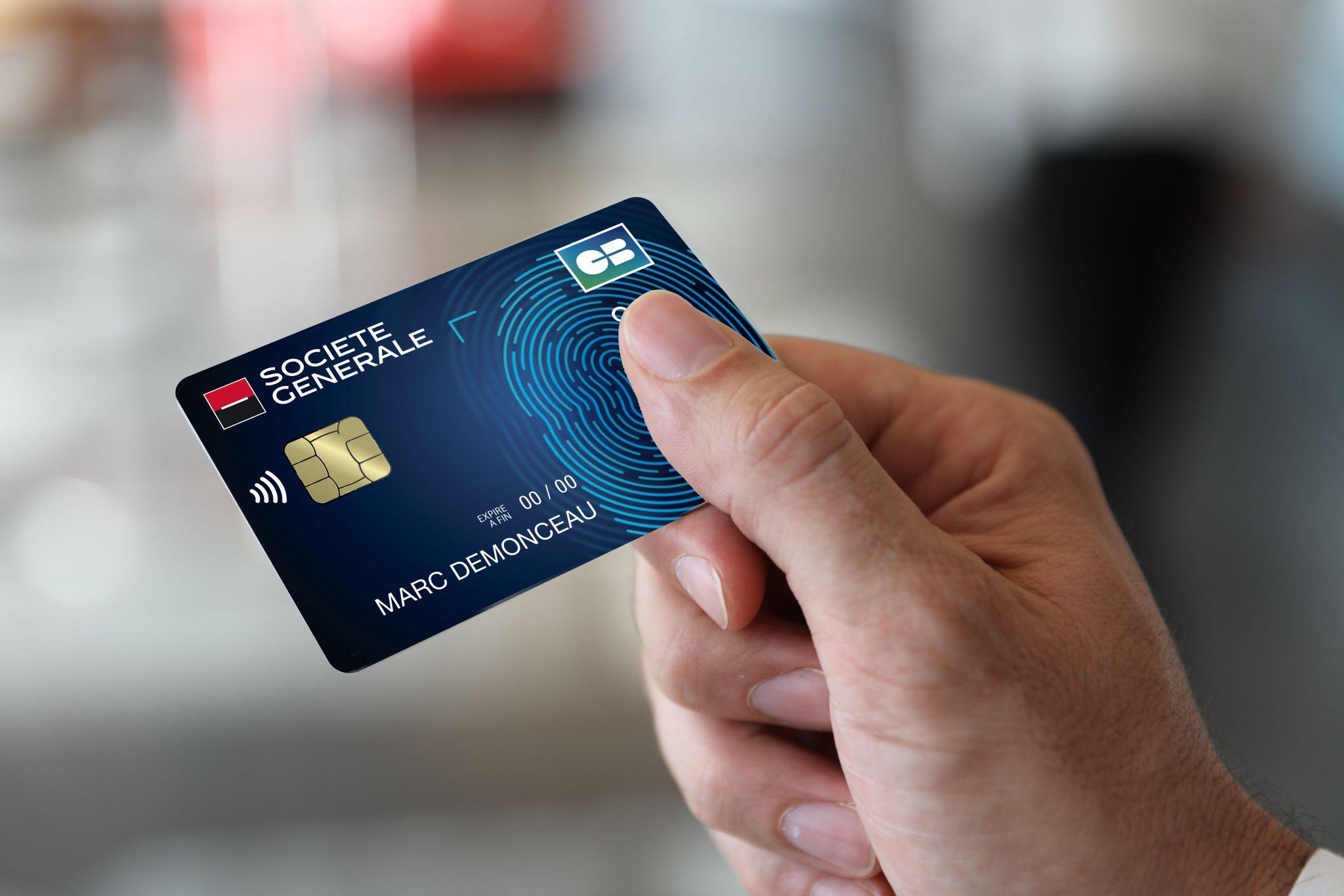 Une Carte Bancaire Avec Un Lecteur D Empreintes Digitales Arrive Mais Ca Sert A Quoi