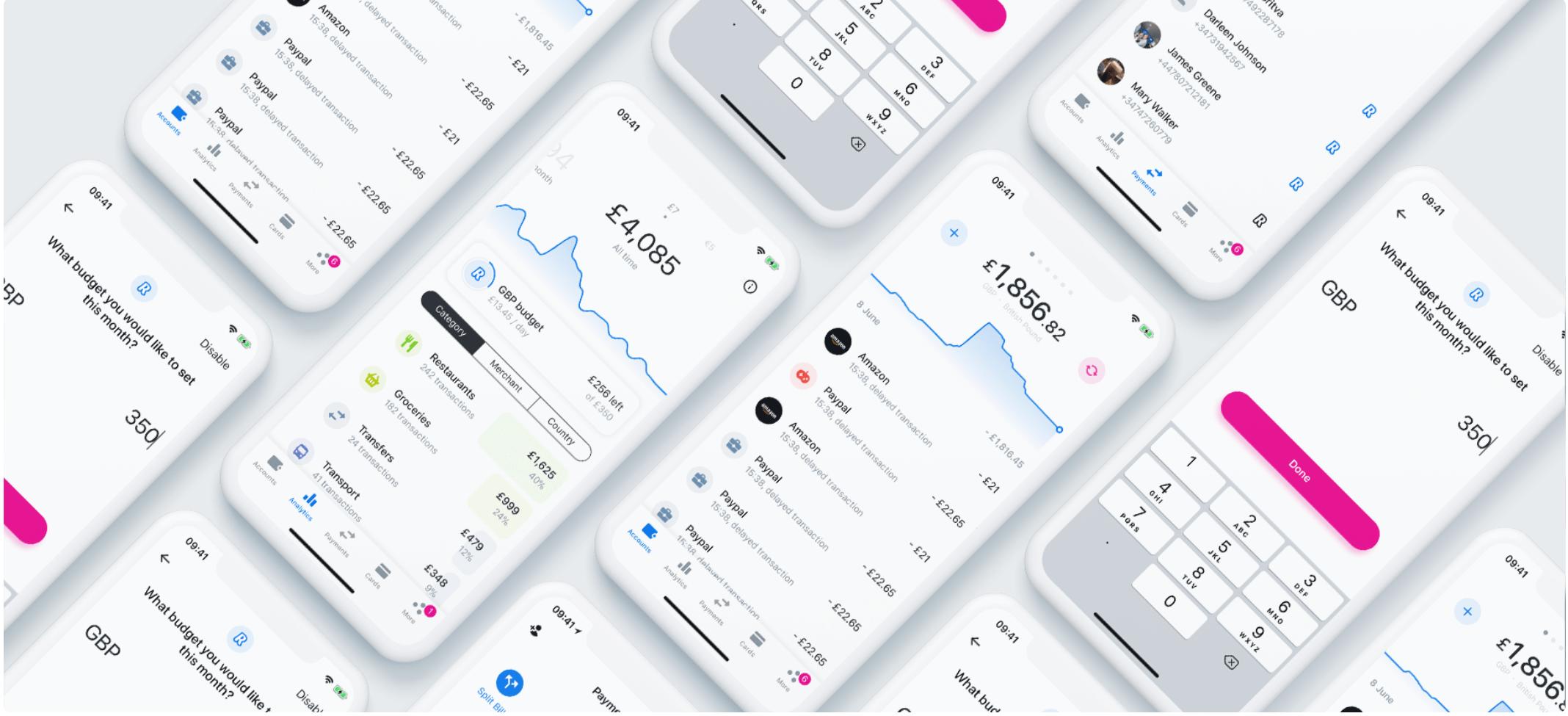 Revolut app néobanque fintech