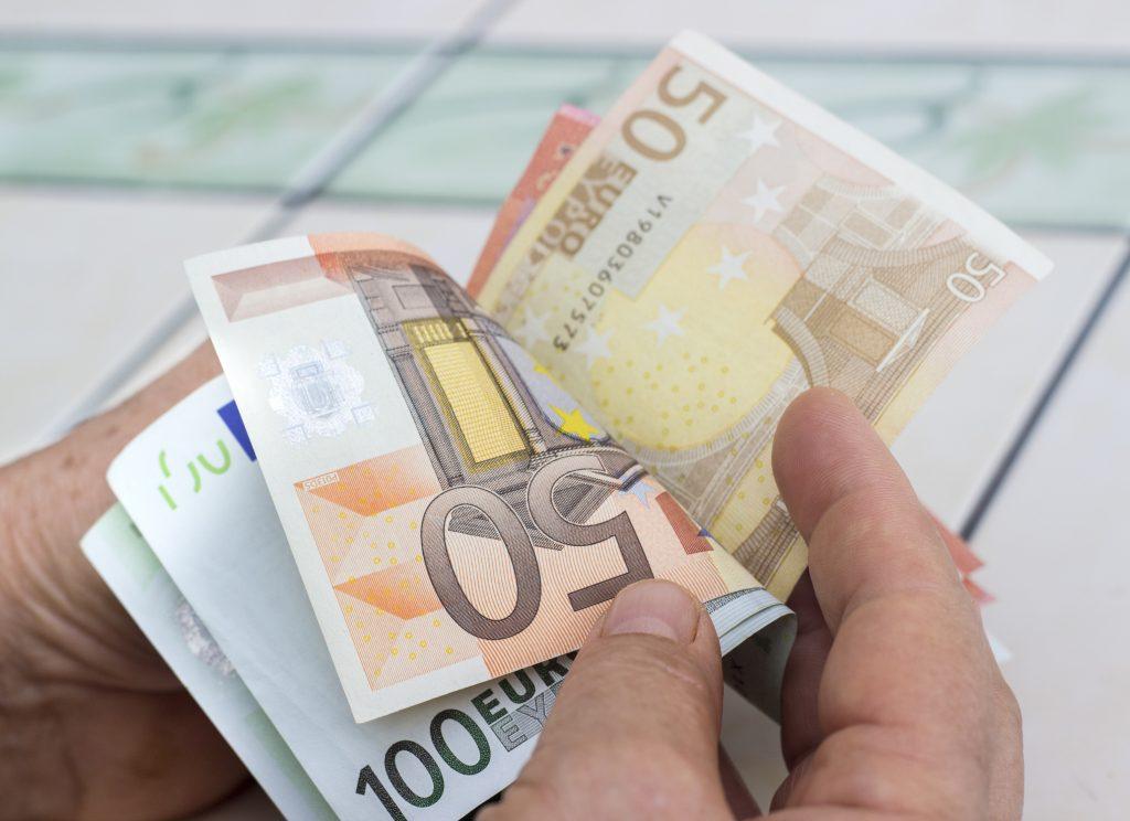 Livrets bancaires euros