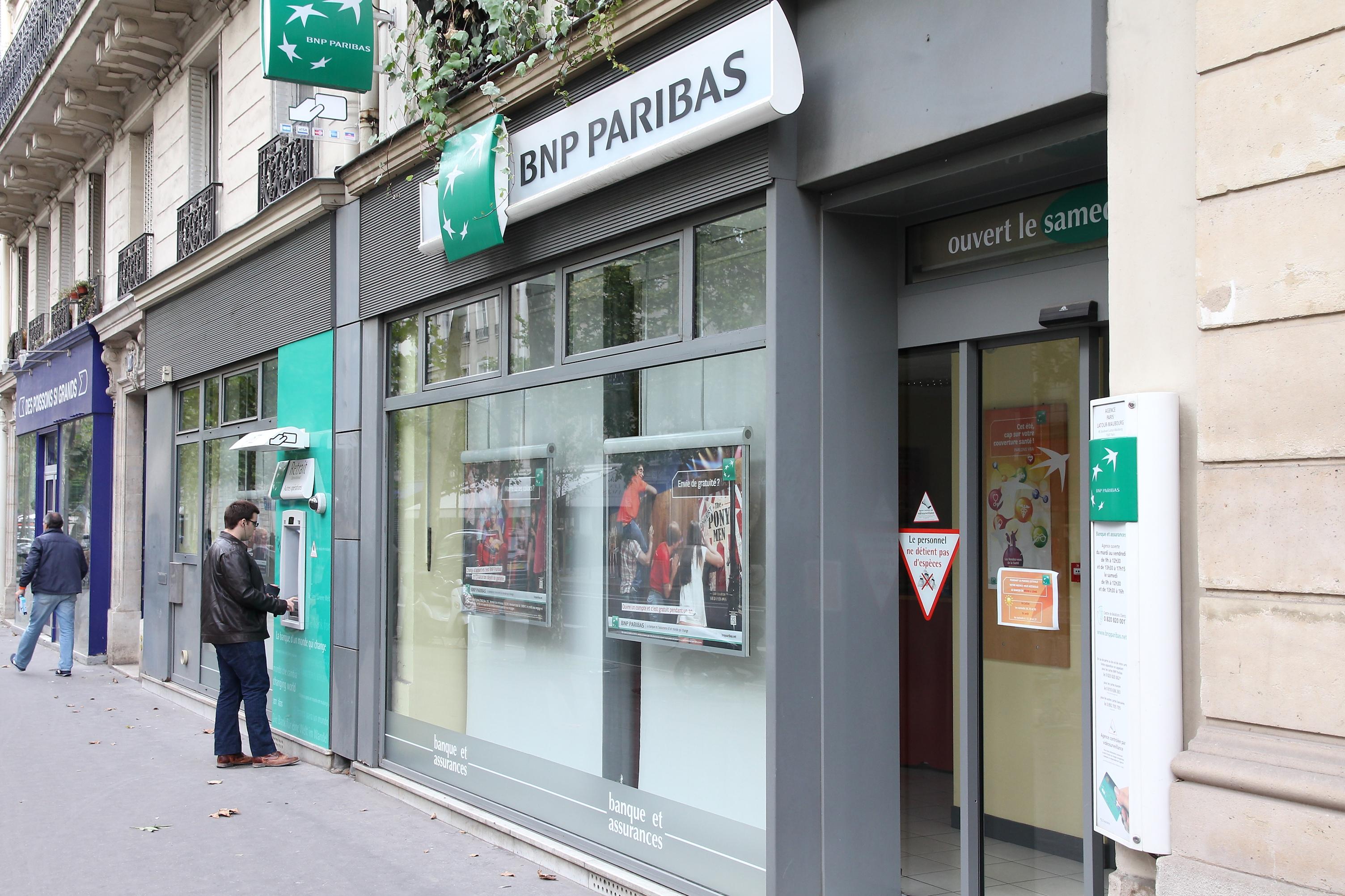 Six banques françaises épinglées