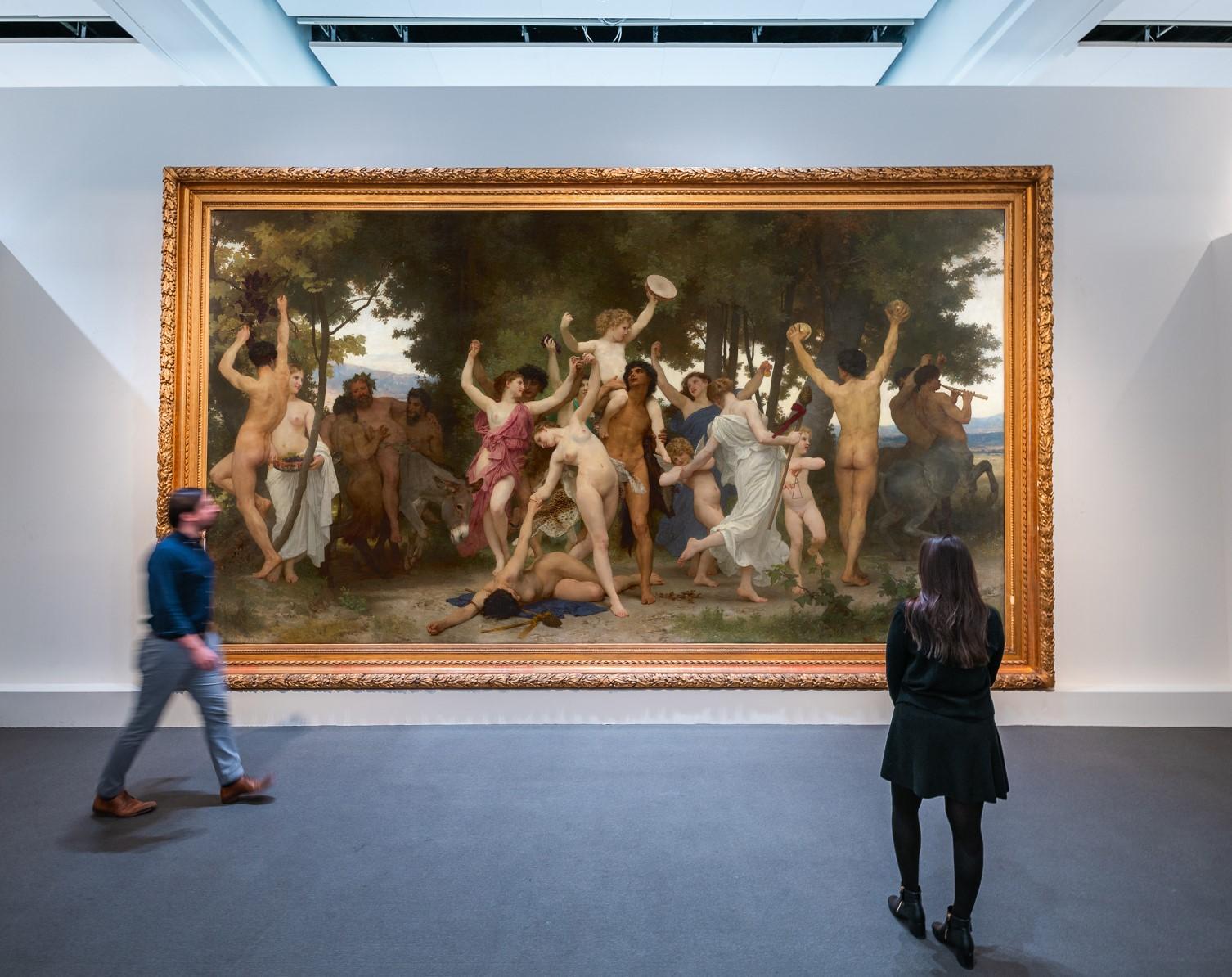 William Bouguereau Sotheby's