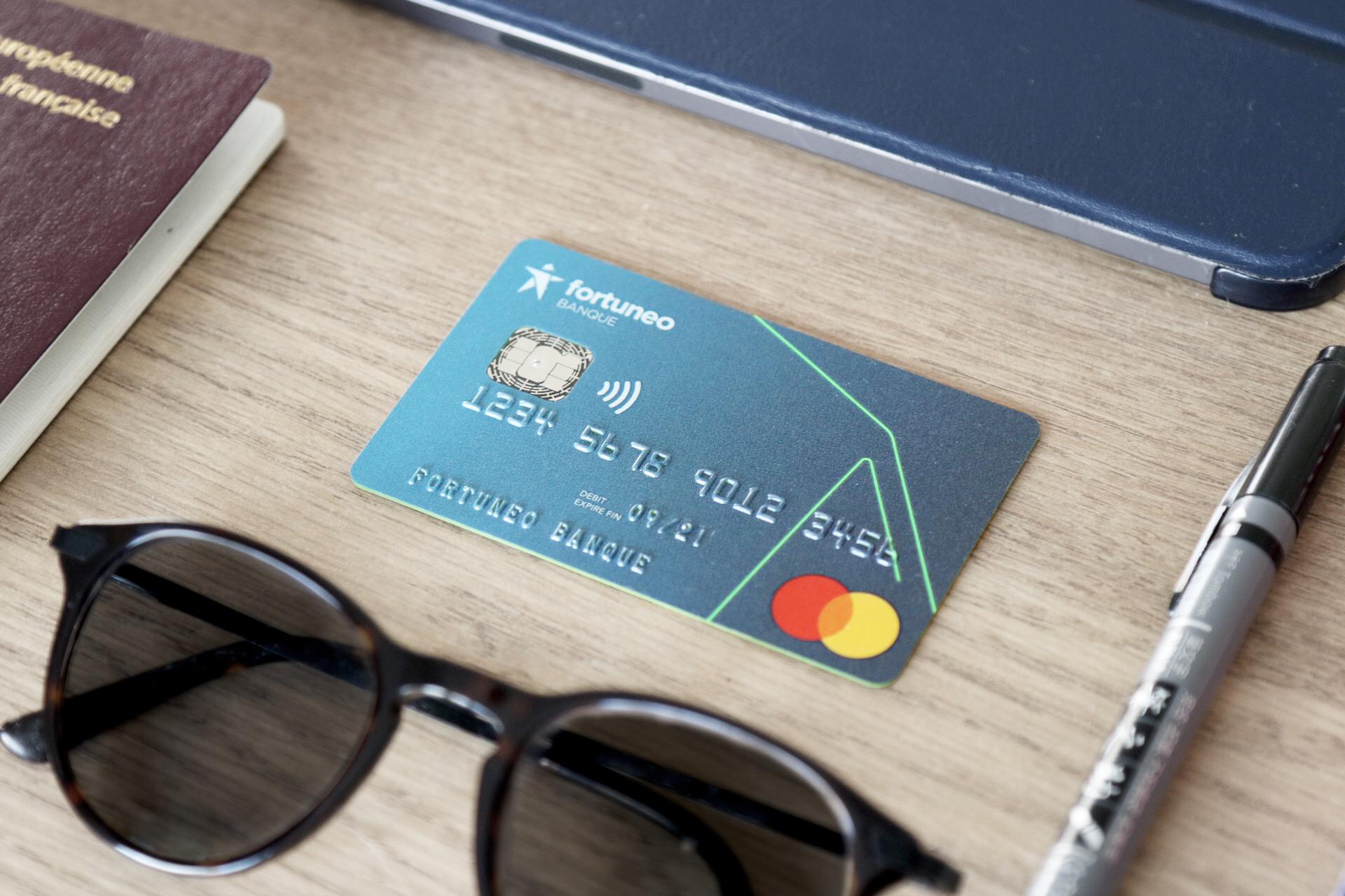 Carte bancaire FOSFO fortuneo
