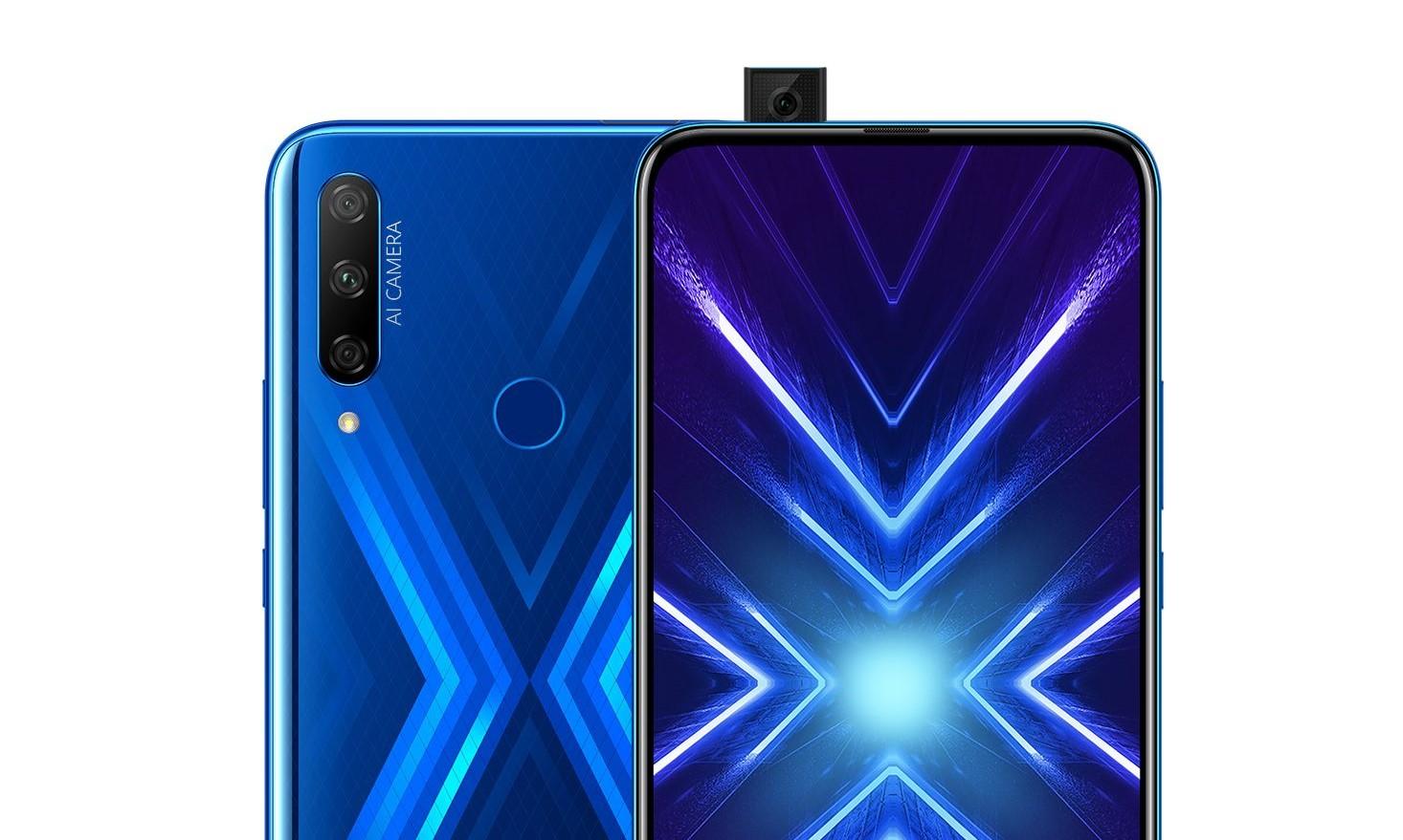 Honor 9X smartphone Huawei