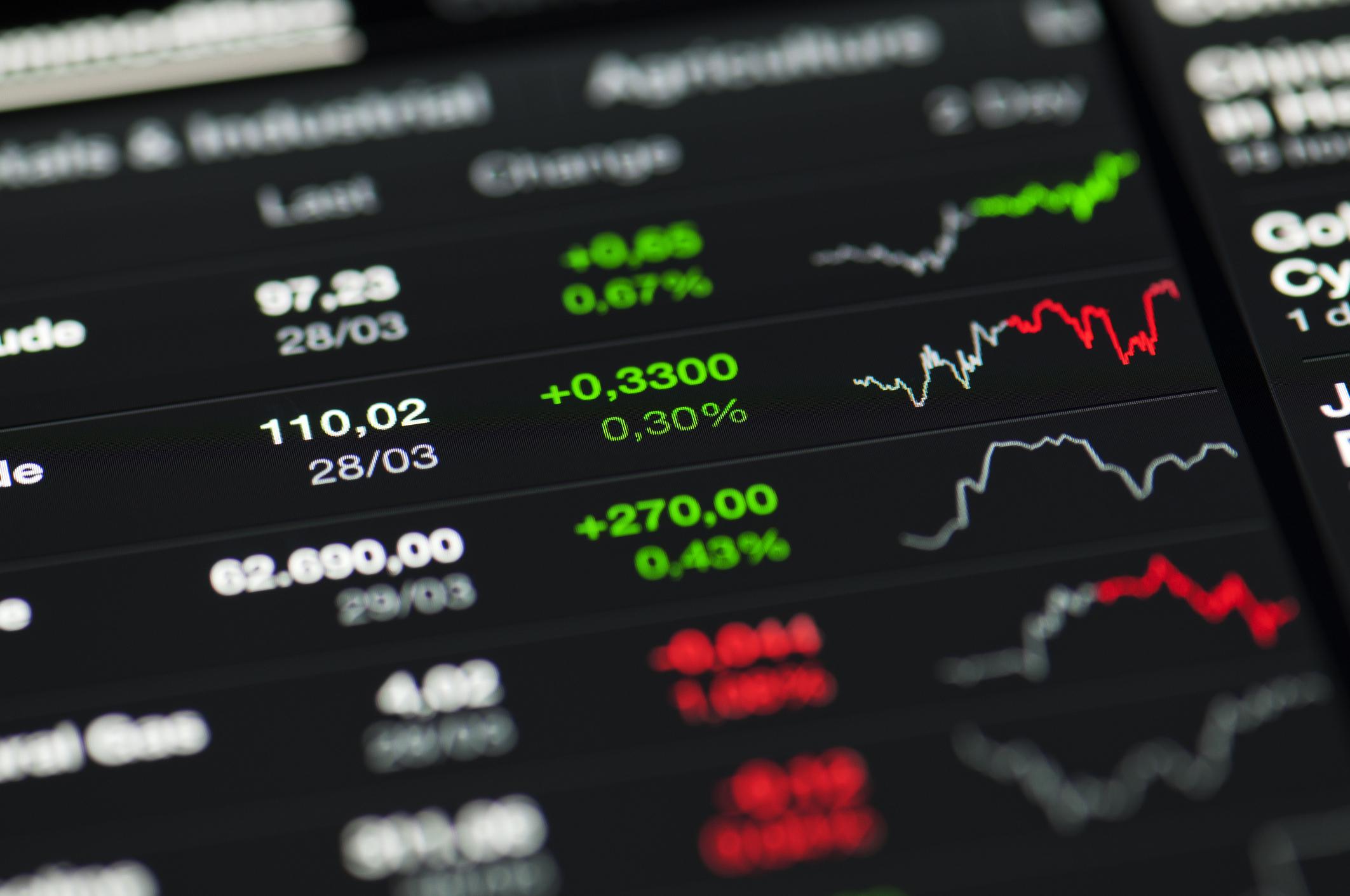 bourse marchés financiers cac 40