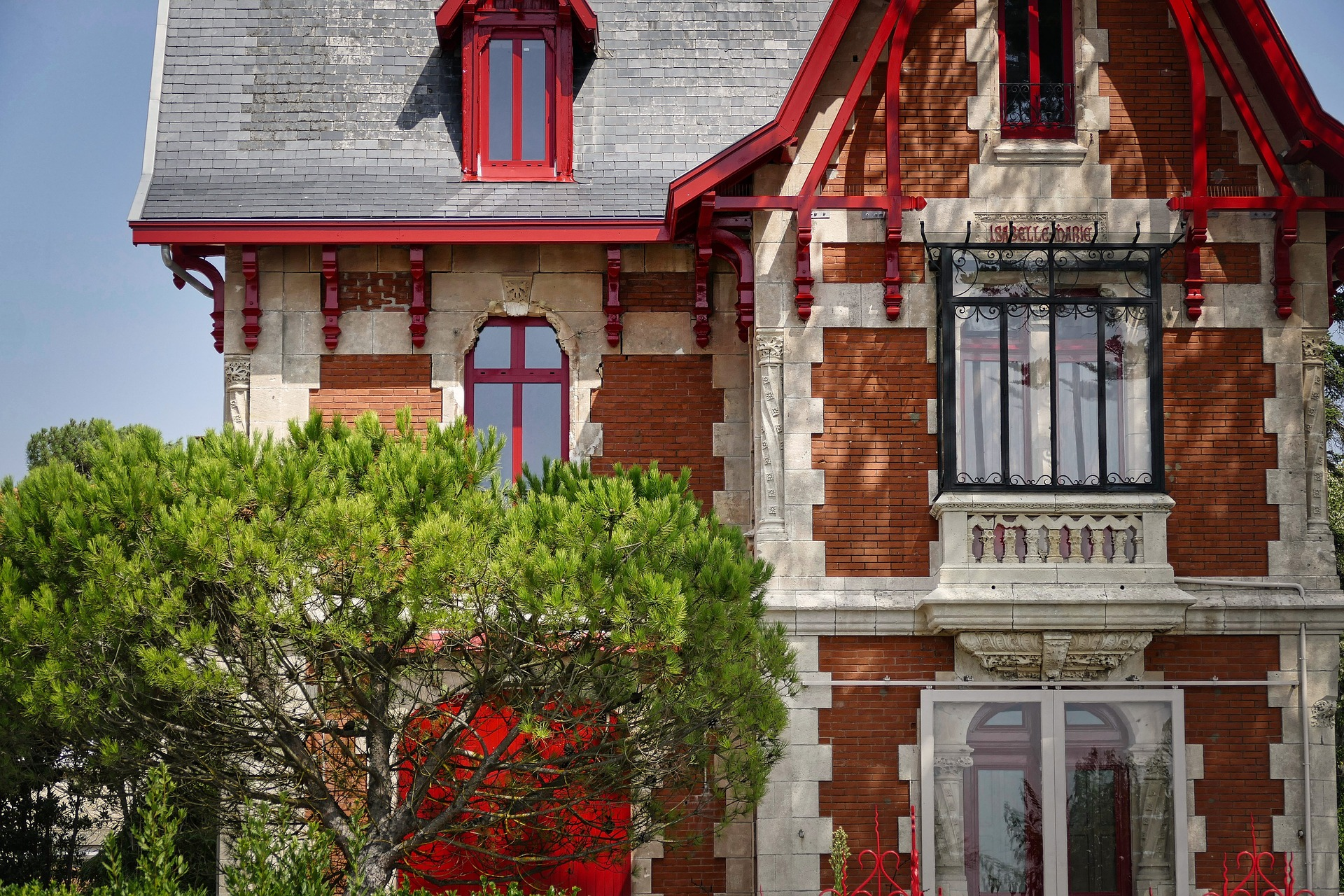 Villa à Royan. Pixabay